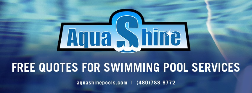 pool services aqua shine