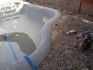 pool drain,pool services arizona aqua shine